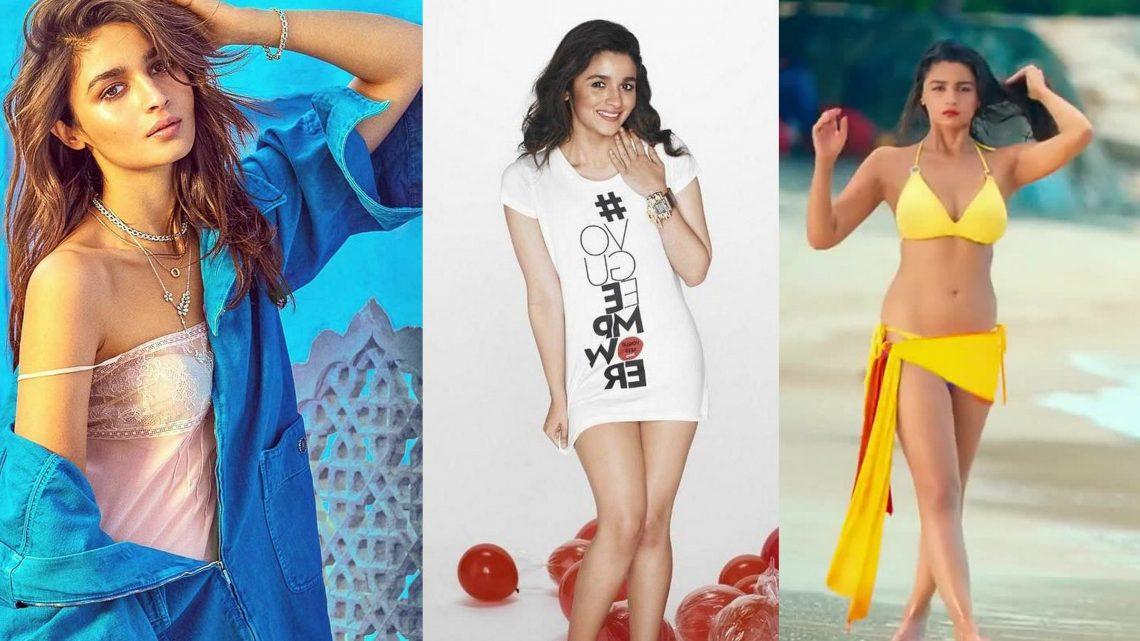 30 Hottest Photos Of Alia Bhatt The Bollywood Doll