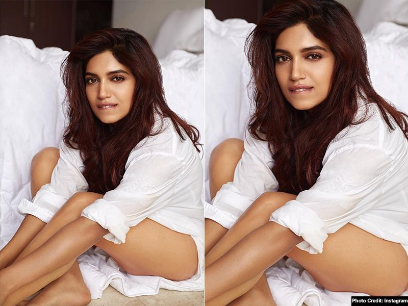 31 Hot Photos Of Bhumi Pednekar The Curvy Bollywood Beauty