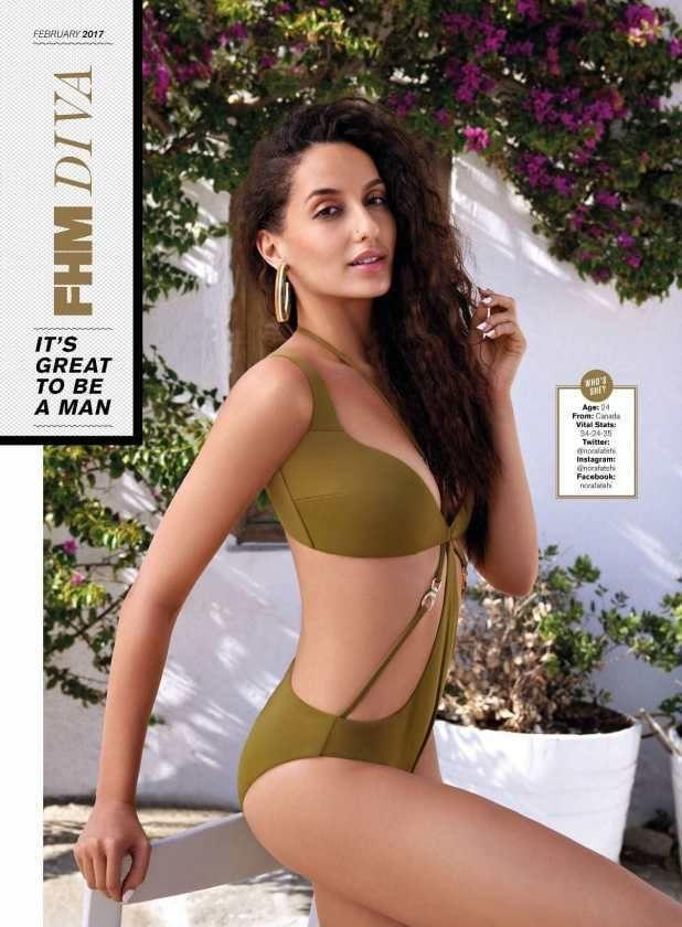 Nora Fatehi Hot Sexy 016