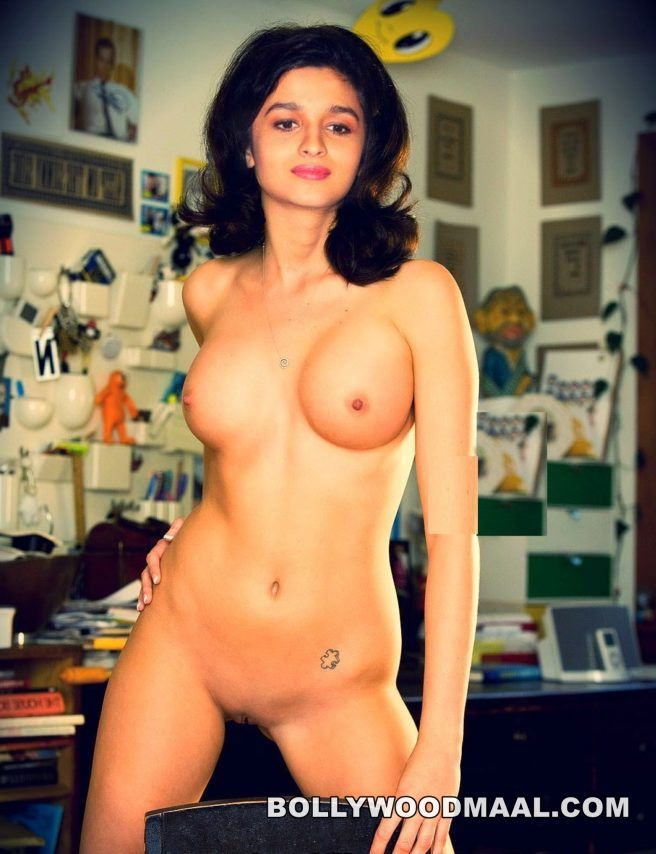 Alia Bhatt Nude Xxx Photos 003
