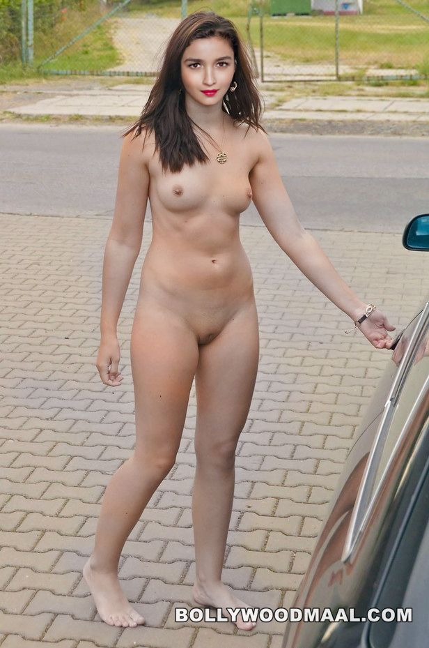 Alia Bhatt Nude Xxx Photos 004