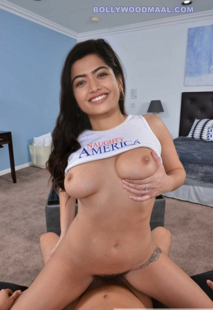 Rashmika Mandanna Nude Photos 001