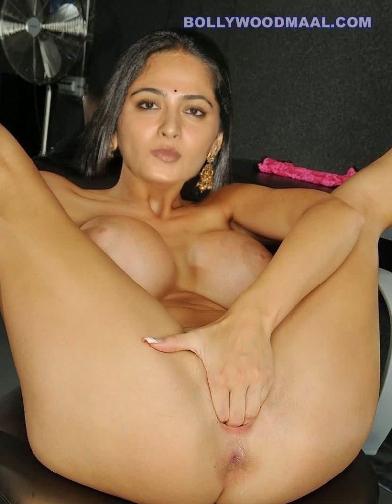 Anushka Shetty Nude Porn Photos Collection 003