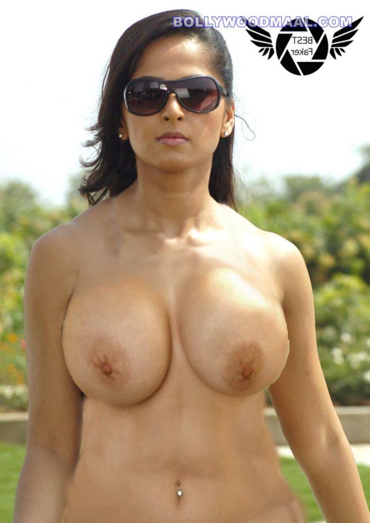 Anushka Shetty Nude Porn Photos Collection 013