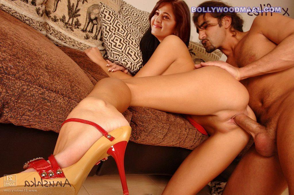 Anushka Shetty Nude Xxx 005