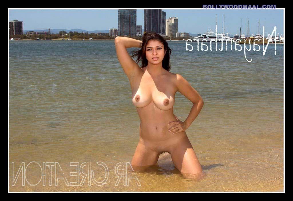 Nayanthara Nude Porn Pics 011