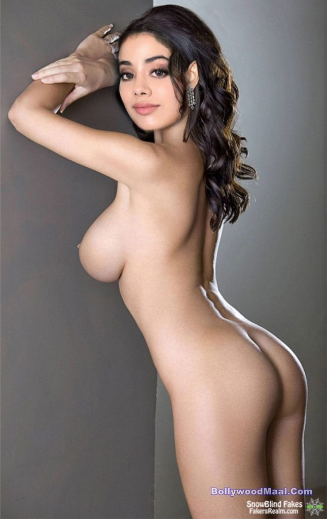 Jhanvi Kapoor Nude And XXX Photos Collection 009