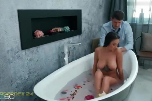 Tamannaah Deepfake Porn Sensual Bathtub Sex